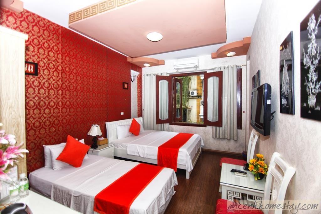 Top 50+homestay Hà Nội đẹp – giá rẻ chỉ từ 100k lưu trú thoải thoải mái