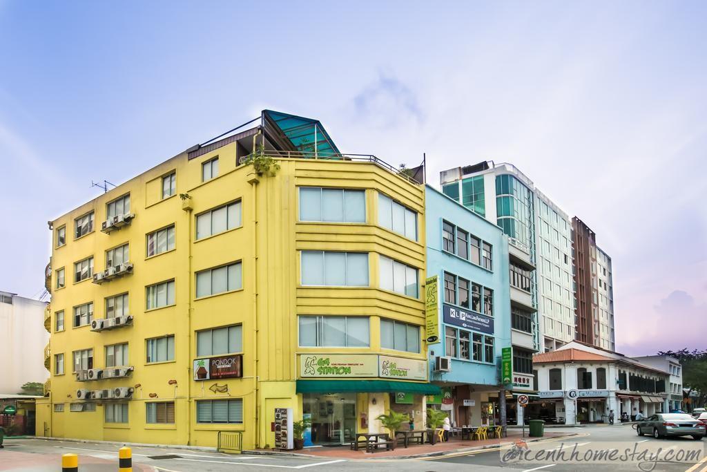 10 Hostel, homestay ở Singapore giá rẻ - đẹp – gần trung tâm thành phố